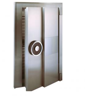 Kasa Daire Kapısı [ UL Class III ]